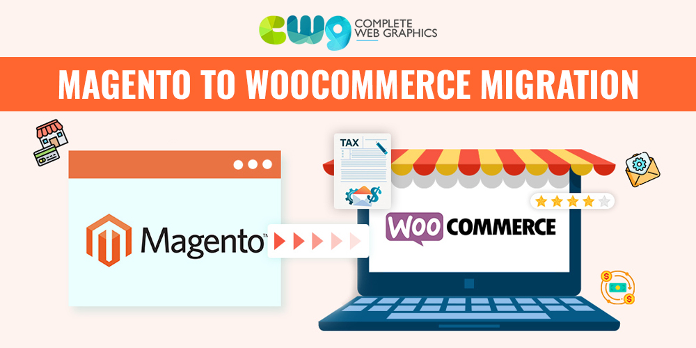 Magento to woocommerce migration | ecommerce development services in Kolkata, India